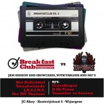 Break Fast Club vs Battlestar Antverpia