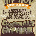 Flyer guerrillacypher