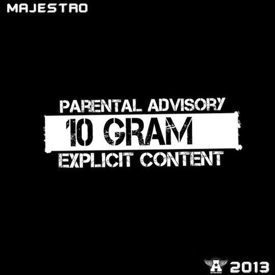 Release ::: V/A - 10 Gram (Produced by Majestro)